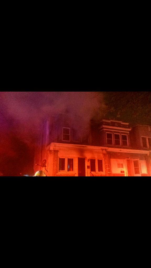 BACK TO BICKLEY PL FOR THE 2ND ALARM